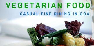 Vegetarian food in Goa
