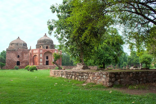 Afsarwala Tomb at Humayun's Tomb complex
