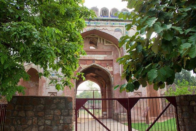 Arab Sarai Gate Extension