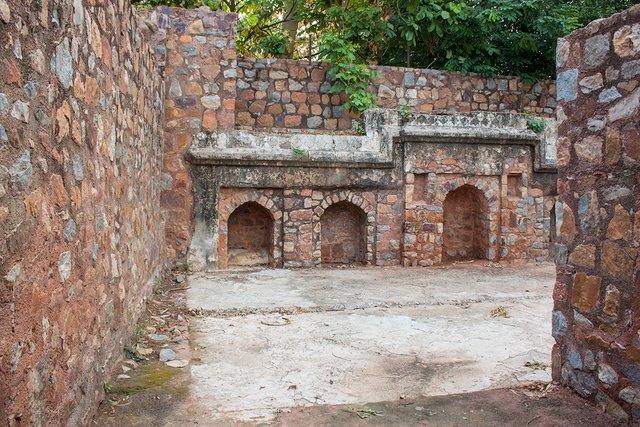 Arab Sarai Stable, Humayun Tomb complex