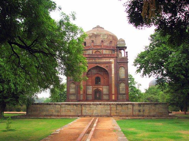 Barber's tomb, Humayun's Tomb complex