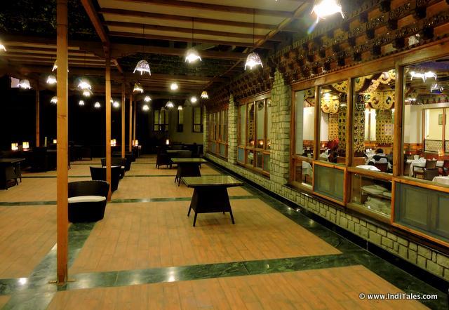 The Grand Dragon Hotel at Night...