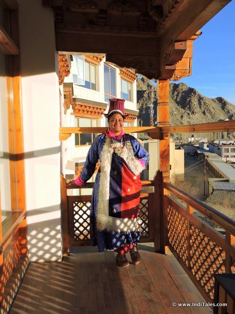 Ladakh Traditional Dress