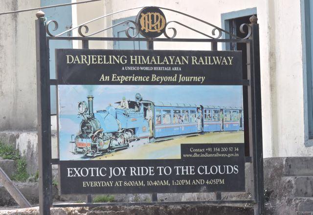 Darjeeling Himalayan Railway - UNESCO World Heritage Site