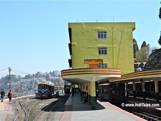 Darjeeling Station Now