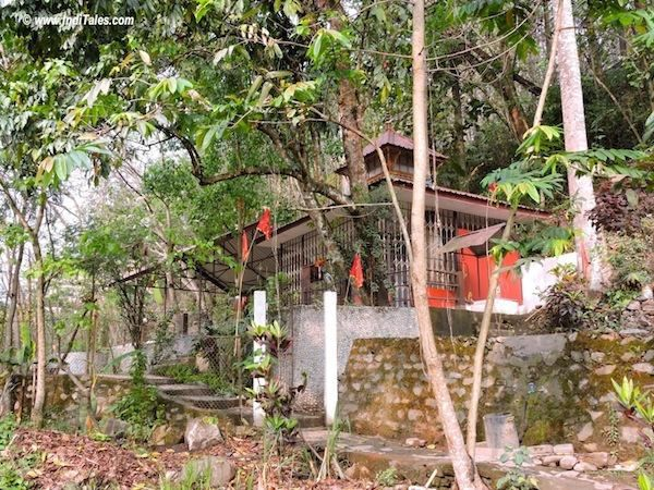 Jal Siddhi Temple, Baiguney