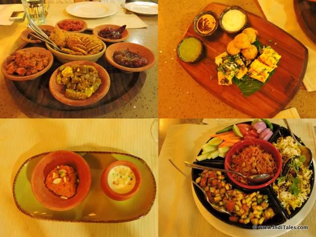 Gujarati Food at The Deltin Daman