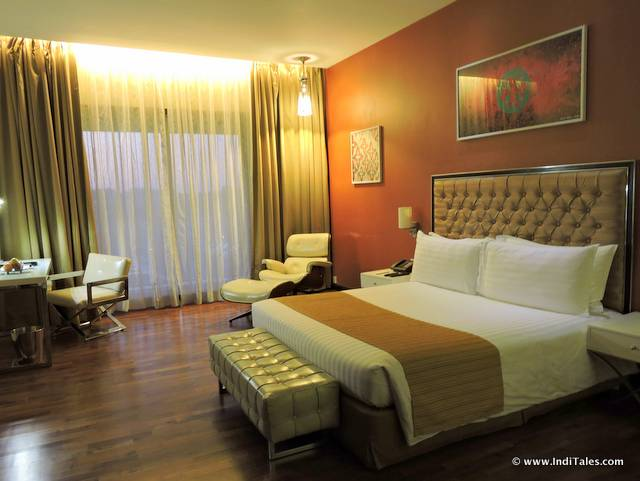 SIngle Bed Room at The Deltin Daman