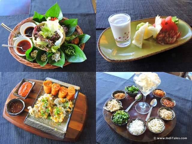 Thai Food at the Deltin Daman
