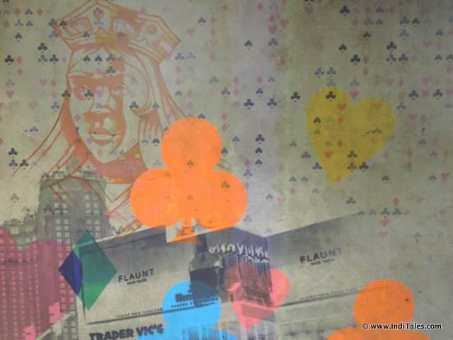 More Wall Art at The Deltin Daman