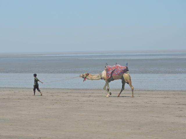 Jampore Beach Daman India