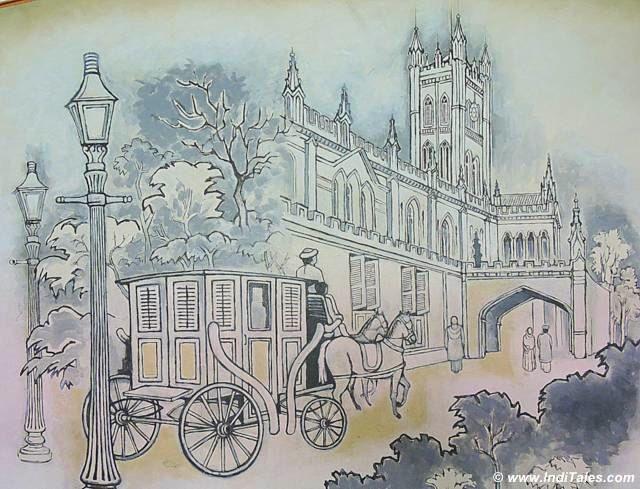 Kolkata Calcutta Heritage Walk