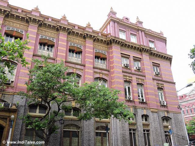 Royal Insurance company building, Kolkata