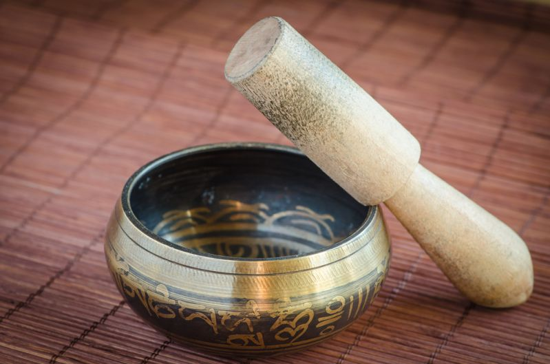 Singing Bowl as Sikkim Souvenirs