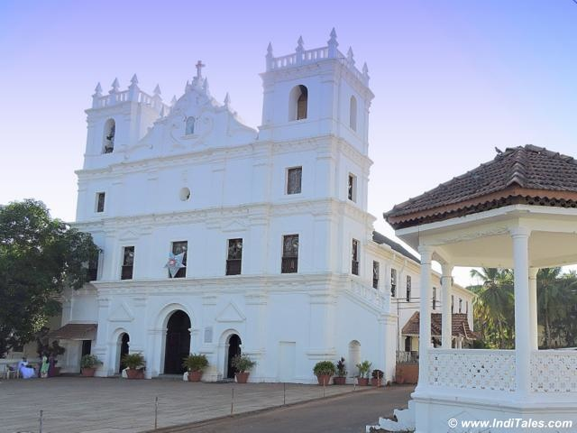 St. Thomas Church at Aldona Goa
