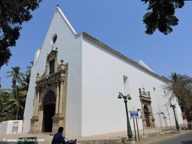 Church of Bom Jesus, Moti Daman