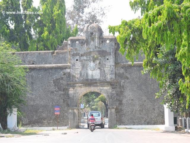 Fort Gate, Moti Daman