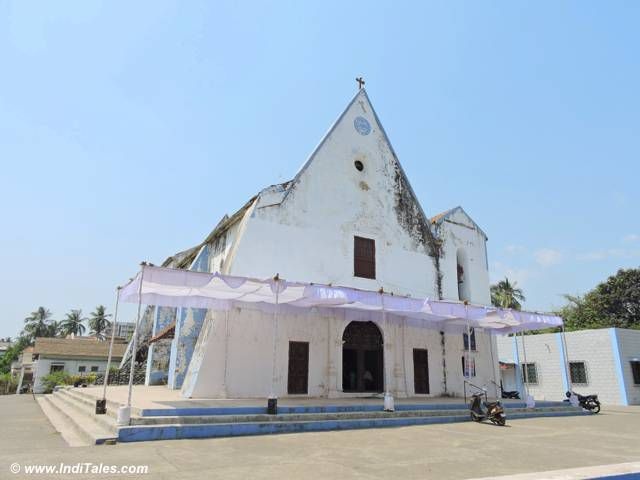 Church of Our Lady of Remedies, Moti Daman