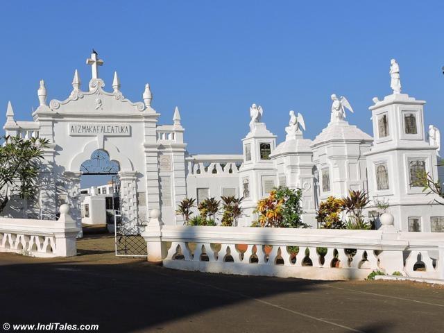 Aldona Goa Cemetery