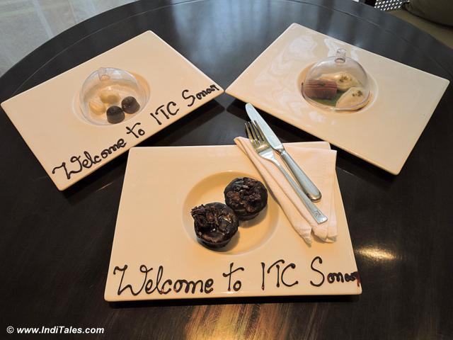 ITC Sonar Chocolate Welcome