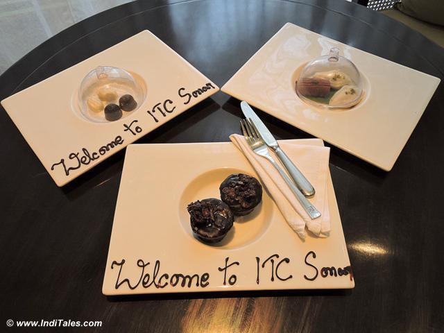 ITC Sonar Chocolate Welcome