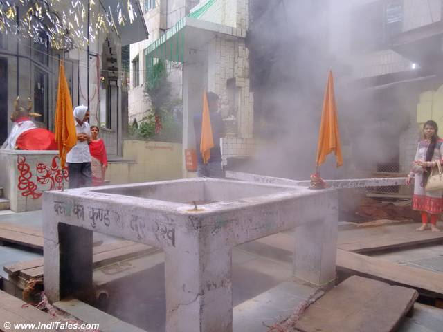 Manikaran Hot Springs, Himachal Pradesh
