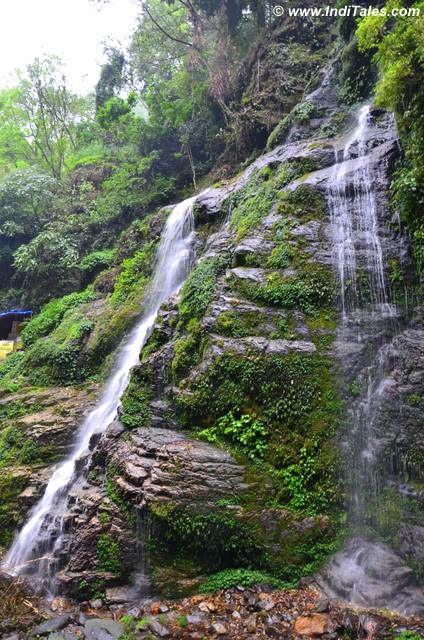 Kanchenjunga Waterfalls minor stream, Pelling