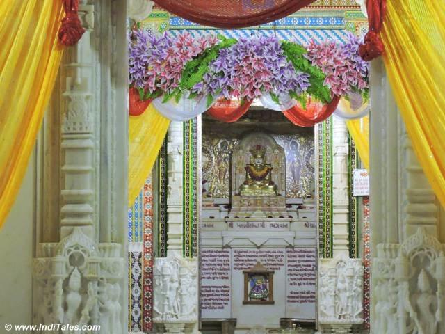 Shwetambar Jain Temple, Canning Street Calcutta
