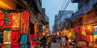 Old Delhi Bazaars