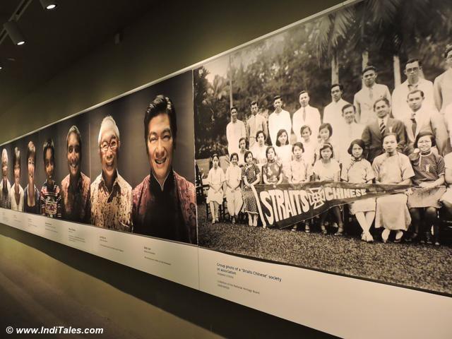 Portraits of Peranakan People