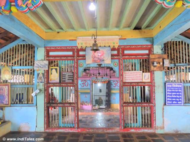 Karhateshwara Temple near Jaigad Fort