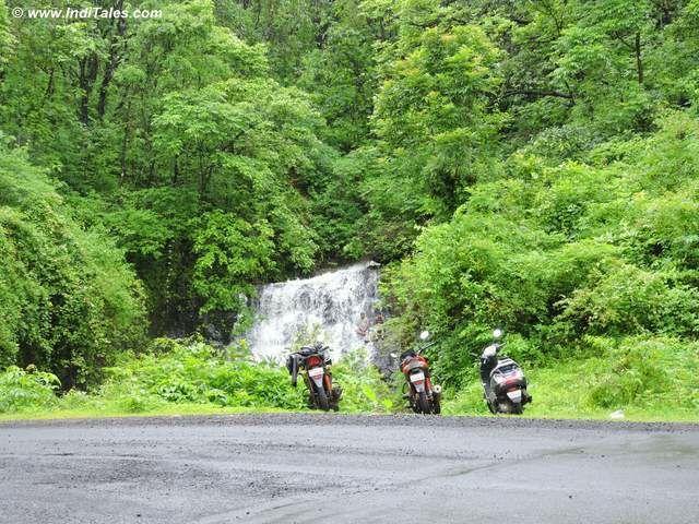 Bikes, Roads & Waterfalls - Konkan Coast
