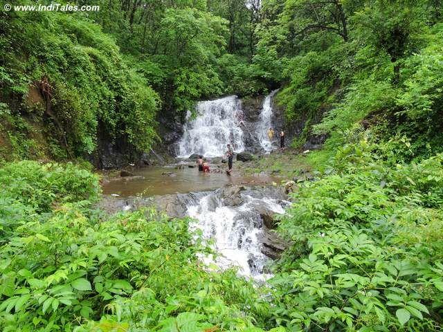 Rajapur Ganga Waterfalls