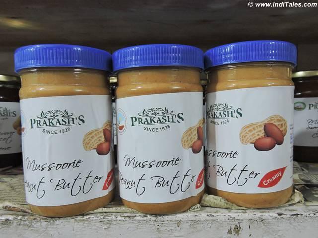 Prakash's Peanut Butter