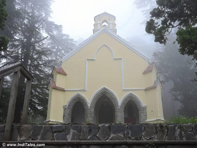 St Paul's Church, Landour