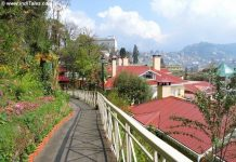 Mayfair Darjeeling hotel
