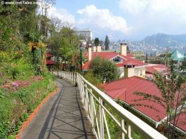 Mayfair Darjeeling hotel