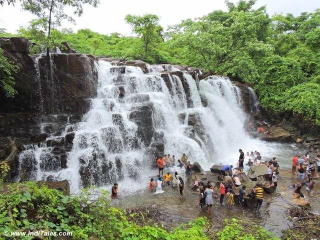 Savdav Waterfalls
