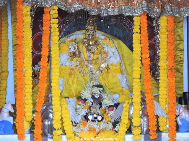Krishna at Madan Mhan Bari, Cooch Behar