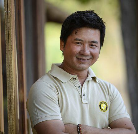 Naturalist Mahes Gurung