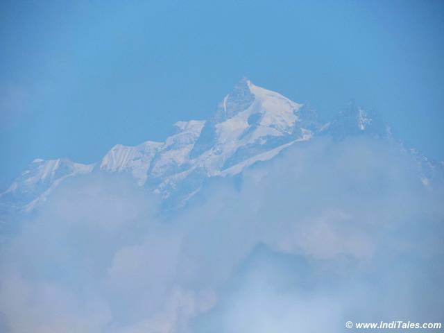 Kanchenjunga view from Rinchenpong