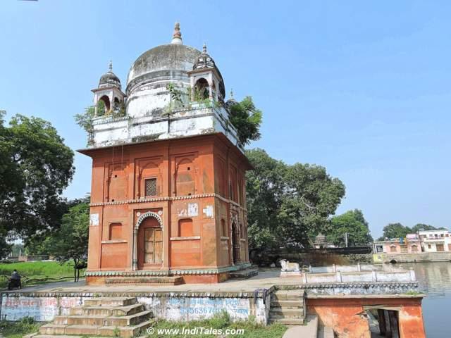 Laxmi Narayan Temple on Panch Kroshi Yatra Parikrama