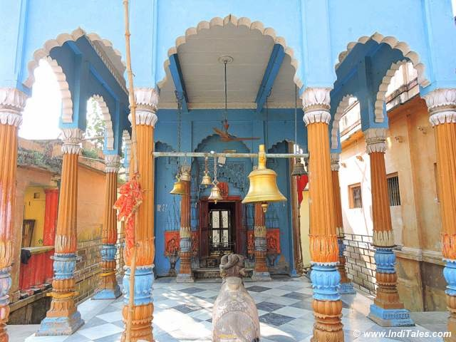Rameshwar Temple at Panch Kroshi