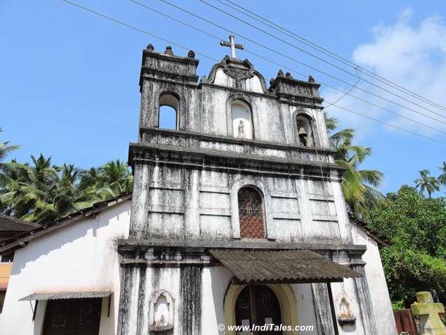 Chapel at Tiracol Village