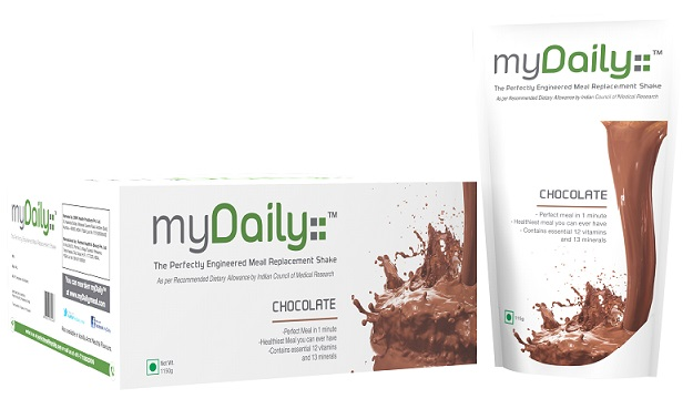 MyDaily Meal Chocolate Flavor