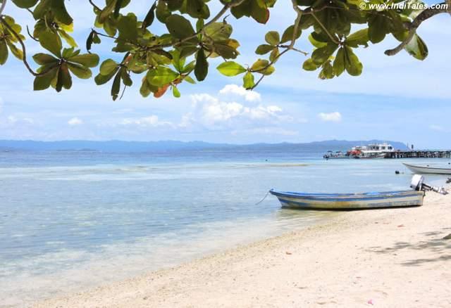 Arborek Village Beach - Raja Ampat