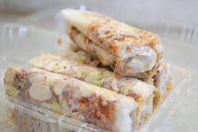 Purtekaaloo or the Paper Sweet of Hyderabad
