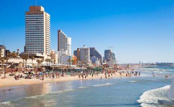 Tel Aviv - a happening city