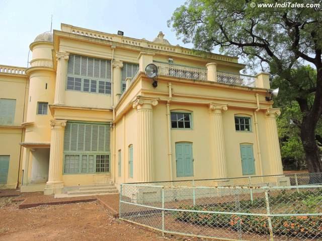 Viswa Bharti Building