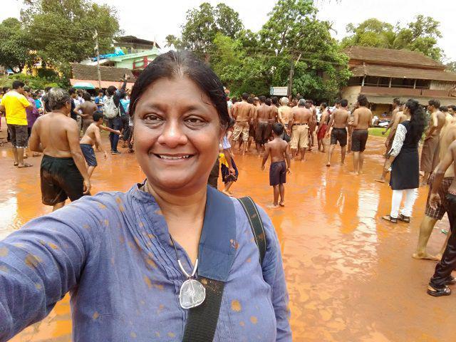 Anuradha Goyal - Chikal Kalo, Goa